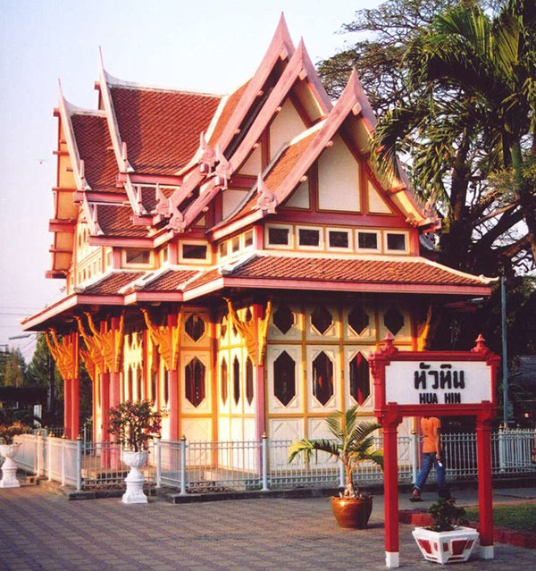 Huahin Train station