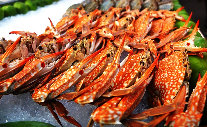 An army marches on its stomach, Top 5 Restaurants in Hua Hin