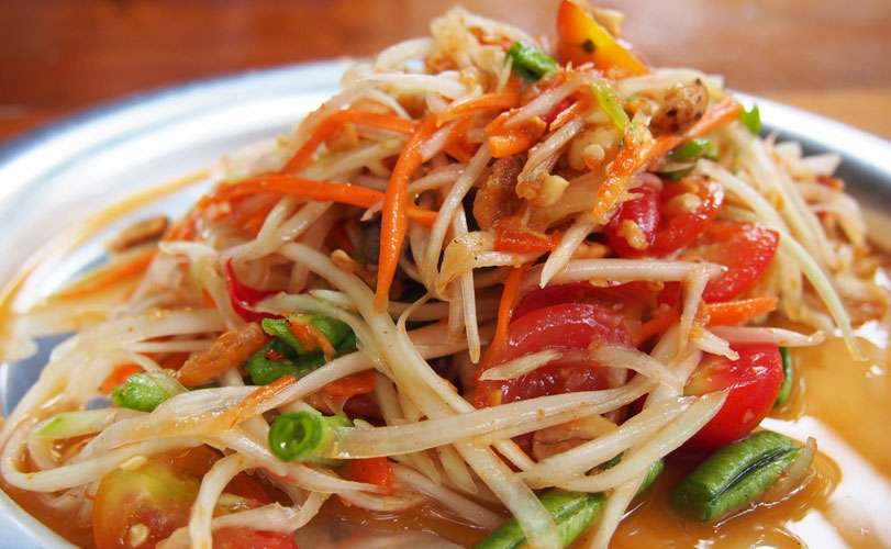learn to cook thai food at huahin